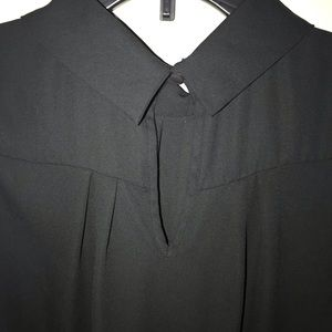 Black top 'Who What Wear' size medium